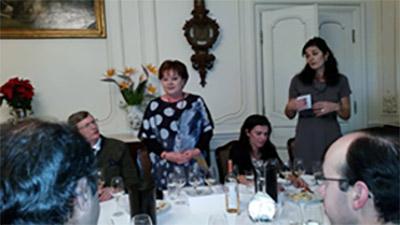 Magyar borok és hordók közös bemutatkozása Portugáliában