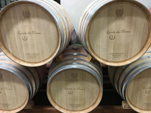 300 liter barrel Quinta dos Termos